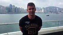Fiji Airways 7s Coach Gareth Baber's diary after the Hong Kong 7s win.#TOSOVITI