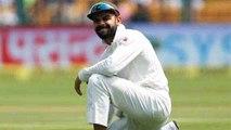 Virat Kohli to miss County Cricket due toslipped disc injury  वनइंडिया हिंदी
