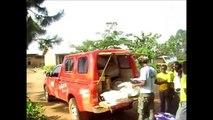 Tanzania, Kagera, Boarding Schools, phase 3: Bednet distribution