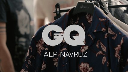 Hatemoğlu X Alp Navruz X GQ