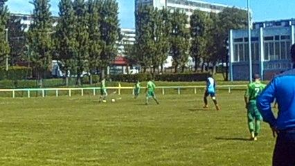 match des U15 contre Grege gagné 5 /4