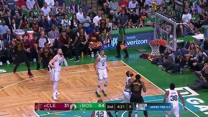 LeBron James'ten Boston'da 26 sayı, 10 ribaund, 5 asist