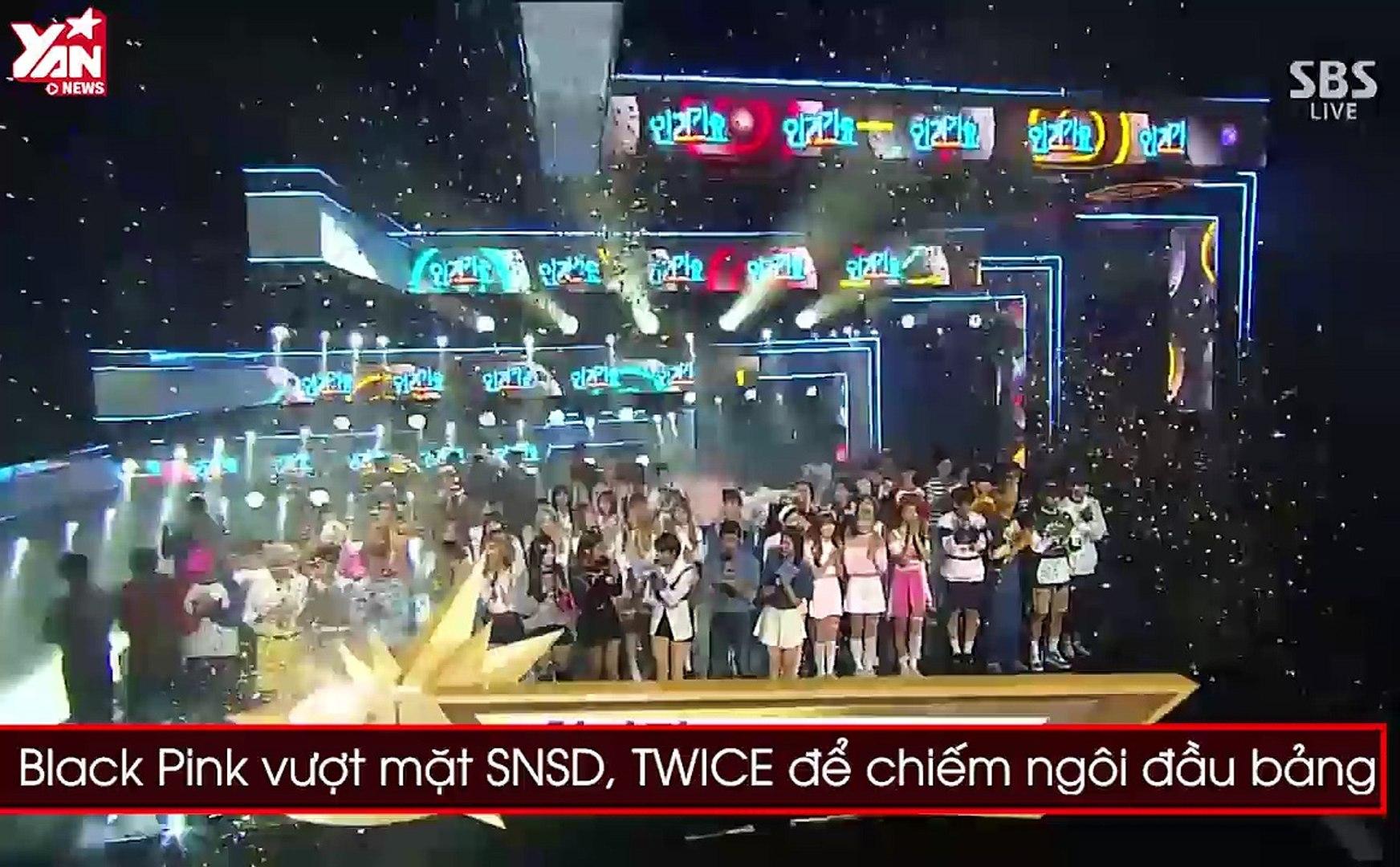 Top 10 nhóm nữ giành được No.1 show âm nhạc nhanh nhất từ khi ra mắt, TWICE gây bất ngờ vì chót bảng