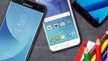 Los mejores móviles baratos de Samsung