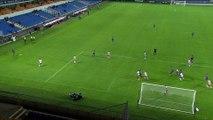 Le but de Yaya Sanogo contre l'AC Ajaccio