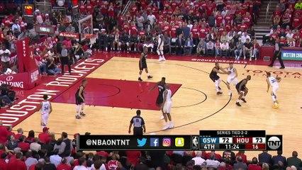 25 Mayıs - Batı Konferansı Finalleri | Warriors - Rockets