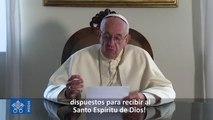 PAPA A LA DIOCESIS DE PONTOISE: DEJEN QUE EL ESPÍRITU SANTO LLENE SUS VIDASVideomensaje del Papa Francisco a los fieles de la diócesis de Pontoise, Francia, e