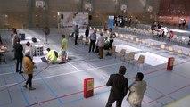 Alpes-de-Haute-Provence : Ie lycée des Iscles de Manosque envahi par les Robots... pour le concours Iter Robots