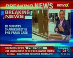 ED submits chargesheet in PNB fraud case; 12,000 pg chargesheet submitted in court