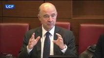 """Déficit public : pour Moscovici, la France doit """"accentuer les efforts"""" et """"réduire la dette"""""""