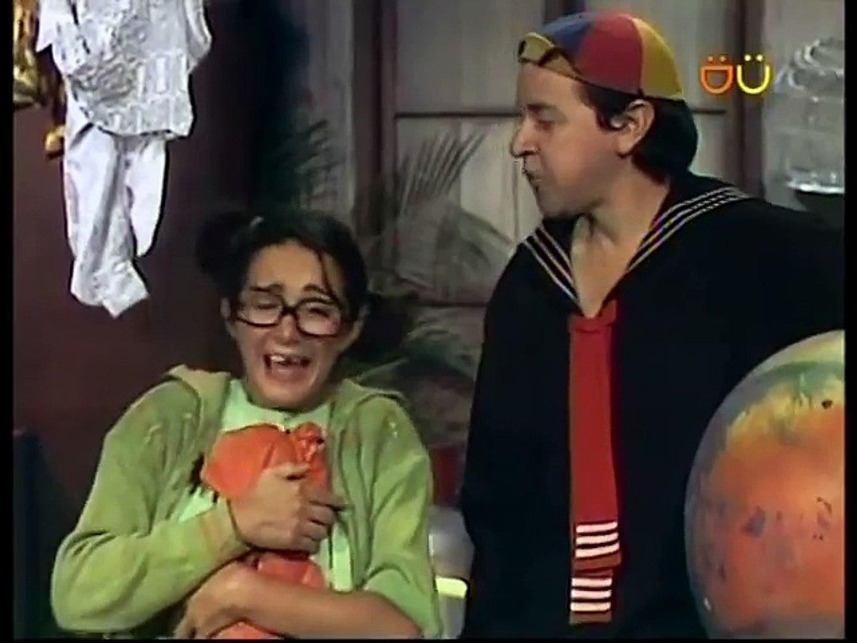El Chavo - Ensuciando la ropa a Quico - 1976 - video Dailymotion