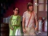 El Chavo - Pelea por el tendedero - 1976