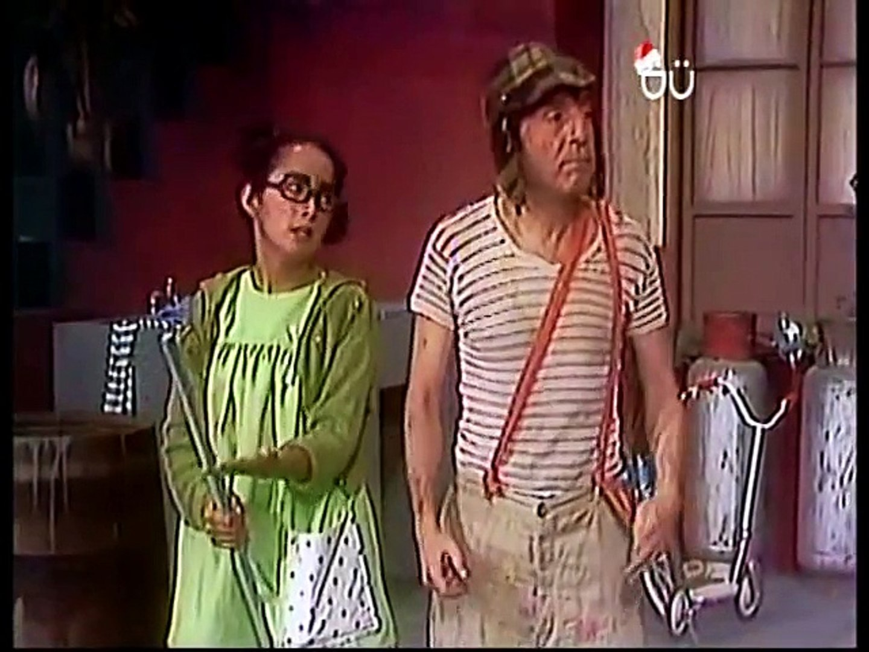 El Chavo - Pelea por el tendedero - 1976 - video Dailymotion
