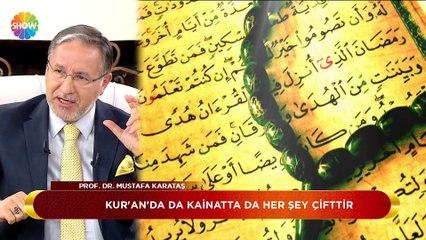 Prof. Dr. Mustafa Karataş ile Sahur Vakti 38. Bölüm - 23 Mayıs 2018
