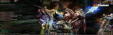 Lineage 2 Raid Boss l New Zaken instance video with awakened players ( Level 83 )