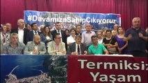 Bartın Amasra'da Termik Santral İçin 'Çed Olumlu' Kararının İptali Talebine Ret