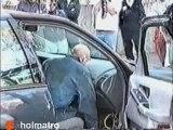 Airbag sans ceinture