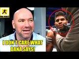 Dana White announcing my fíght with Zabit was Fake as F-ck,Alistair Overeem on Ngannou Knockóut