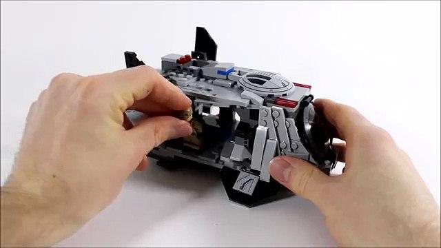 LEGO STAR WARS 75082 ALTERNATIVE BUILD THE INQUISITORS DROPSHIP