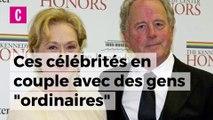 """Ces stars en couple avec des gens """"ordinaires"""""""