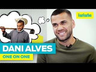"""Dani Alves interview 