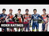 Rider Ratings - French MotoGP