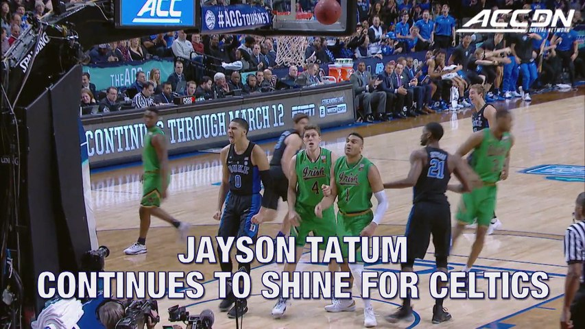 Jeff Capel On Jayson Tatum: This Is Only The Beginning