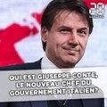 Italie: Qui est Giuseppe Conte, le nouveau chef du gouvernement?