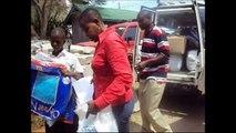 Tanzania, Dar es Salaam, Boarding Schools, phase 2: Bednet distribution