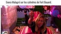 Fort Boyard : l'énorme note de taxi d'Enora Malagré