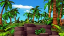 Blaze and the Monster Machines S01E19 - Dragon Island Duel