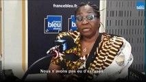 """Bablyne Musenga, la mère de Naomi """"L'hôpital n'est pas à nos côtés"""""""
