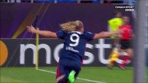 Finale de la UEFA Women's Champions League - Wolfsbourg / Lyon : Incroyable ! Les Lyonnaises mettent deux buts coup sur coup !