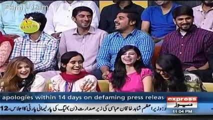 Khabardar with Aftab Iqbal – 24th May 2018
