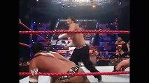 D-Generation X & The Hardy Boyz vs. MNM & Rated-RKO - 8-Man Tag Team Match- Raw, Dec. 4, 2006