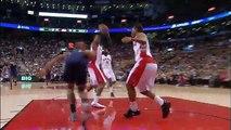 2013 - Bobcats vs. Raptors