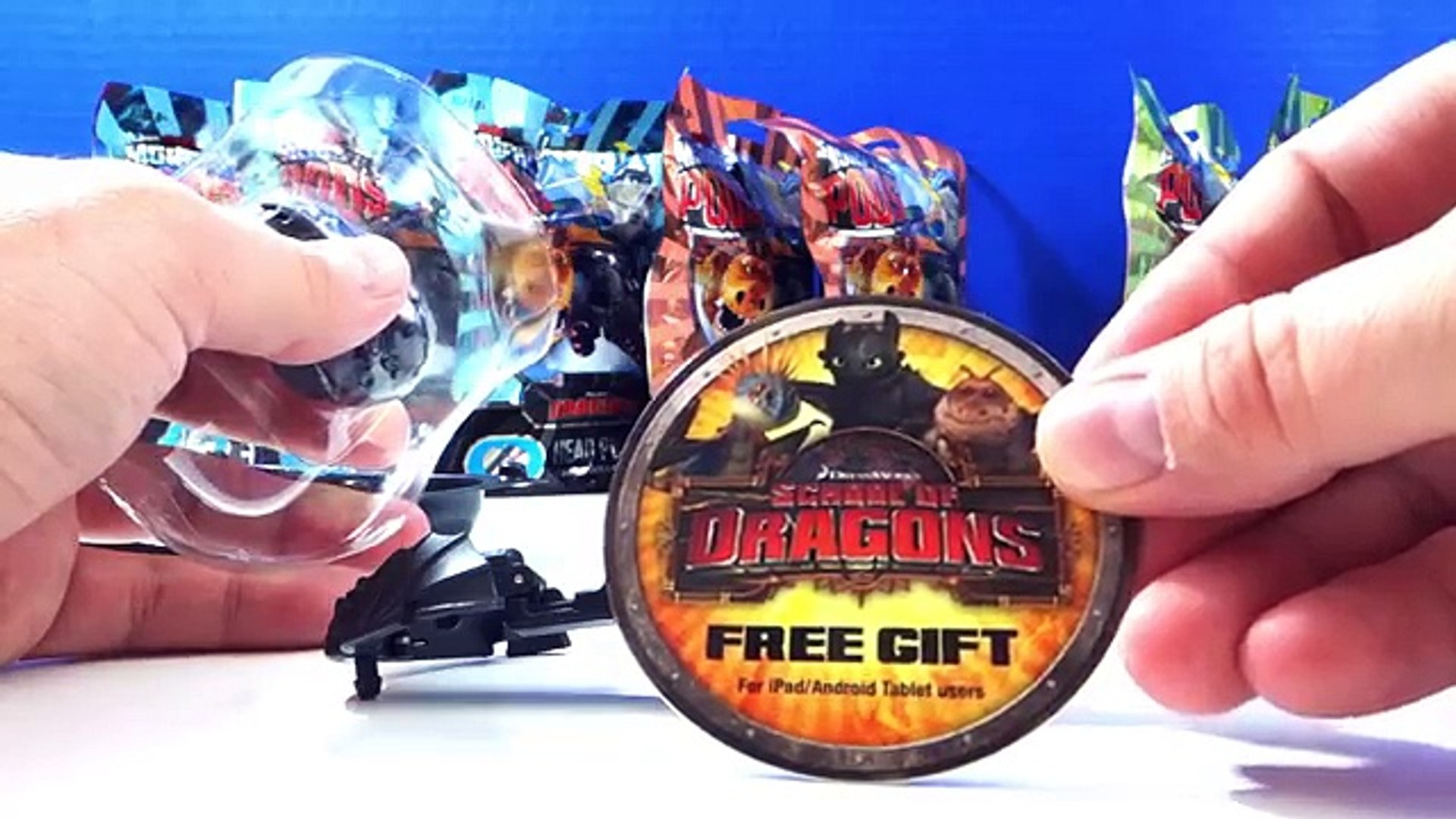 How to Train Your Dragon 2 Morpho Pods Nabi Tablet Toothless DreamWorks
