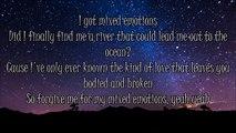 Backstreet Boys- Don't go breaking my heart (lyrics)
