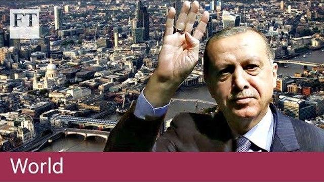 Erdogan visits UK amid contentious Turkish election
