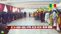Russie 2018 _ Discours Du Président Macky Sall Au lions Du Sénégal - Cérémonie de remise du drapeau
