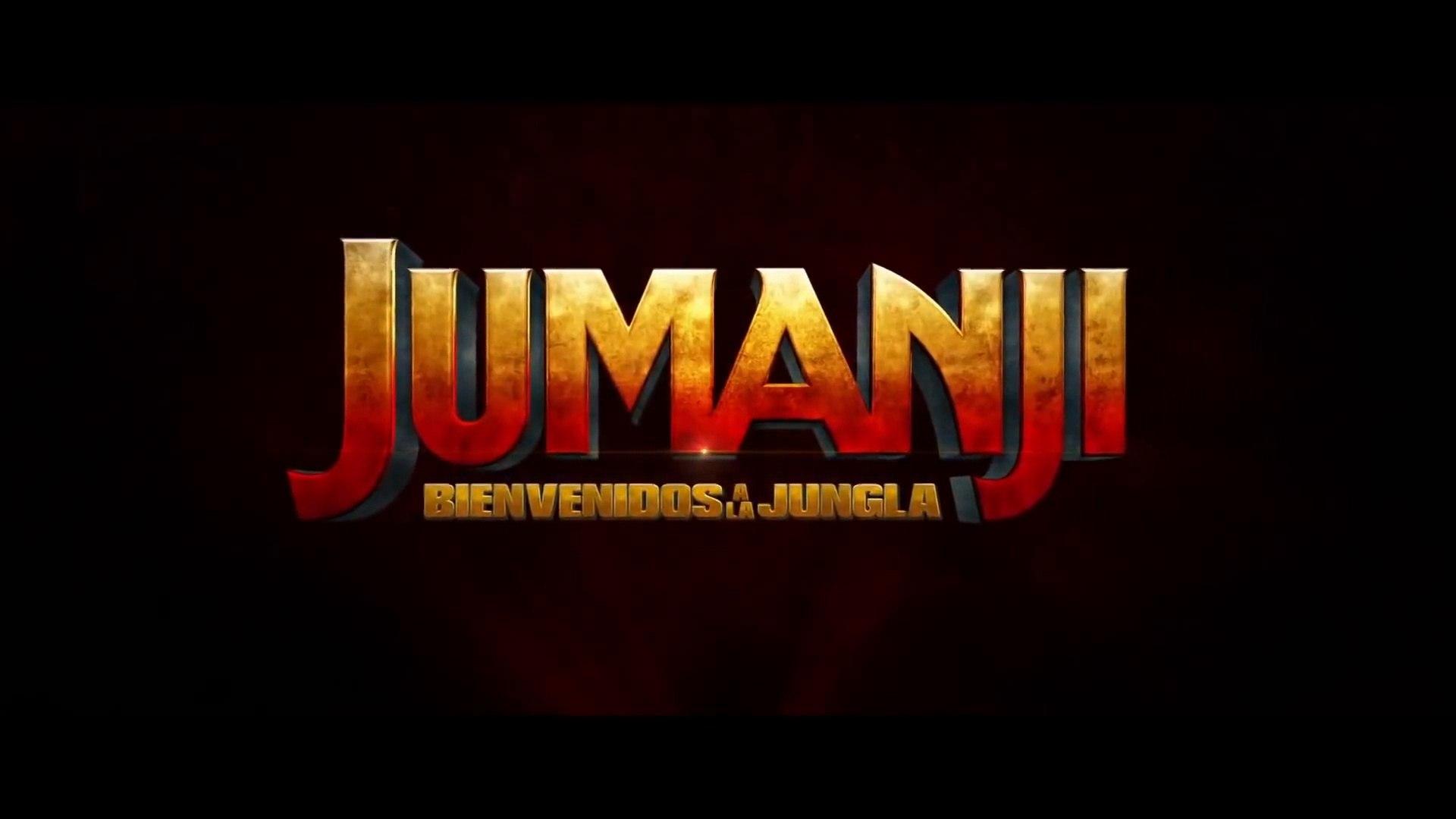 JUMANJI: Bienvenidos a la jungla (2017) Trailer