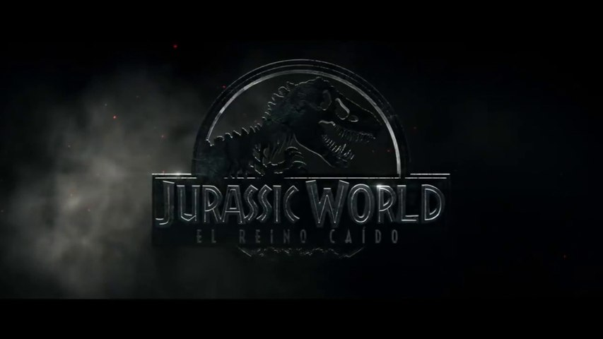 Jurassic World El Reino Caido 2018 Trailer Spanish Vidéo Dailymotion