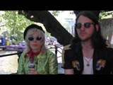 Black Honey interview - Izzy and Chris