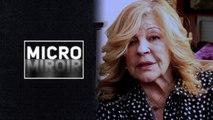 Micro miroir - Les passants vont-ils reconnaître Nicoletta ?