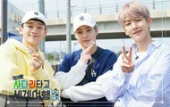 [indoSUB] Travel the world on EXO's ladder CBX ep 1