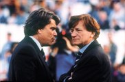 OM-AC Milan | 1993 | Press conference with Tapie & Goethals