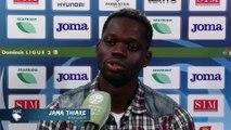 Jamal Thiaré au HAC : ses premières impressions