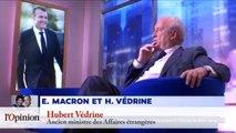 Hubert Védrine: «Non, Emmanuel Macron n'est pas un président de droite»