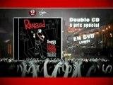 Renaud pub rouge sang live