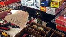 Storage Wars Rene & Casey Nezhoda $5000 Storage Unit Model Train Collection Lionel